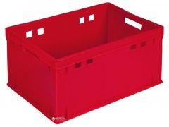Ящик пластиковый универсальный Полимерцентр 600х400х300 мм Красный (ST6430-1)