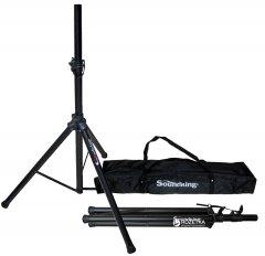 Стойка для акустической системы SoundKing SB400B с сумкой (SKSB400B Set w/Bag)