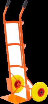 Тележка двухколесная Orange 2301 Пенополиуретановые колеса (0002301)