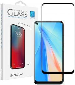 Защитное стекло ACCLAB Full Glue для Vivo Y30 Black (1283126508967)
