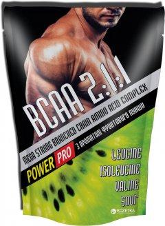 Аминокислота Power Pro BCAA 500 г Фруктовый пунш (4820113925061)