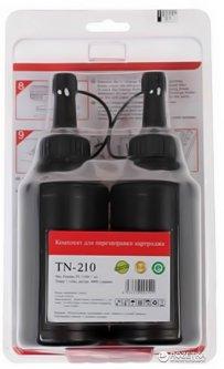 Заправочный комплект для картриджа Pantum PC-230R M6500, P2200/2207 (TN-210)