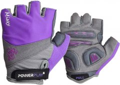 Велоперчатки женские PowerPlay 5277A XS Purple (5277A_XS_Purple)