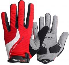 Велоперчатки PowerPlay 6554 XL Red (6554_XL_Red)
