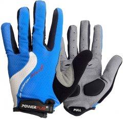 Велоперчатки PowerPlay 6554A S Blue (6554A_S_Blue)