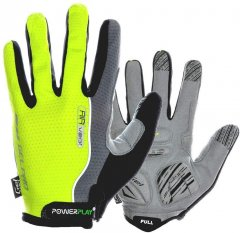 Велоперчатки PowerPlay 6551 M Green (6551_M_Green)