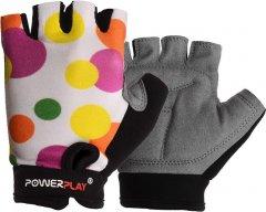 Велоперчатки детские PowerPlay 5453 3XS White (5453_3XS_White)