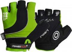 Велоперчатки PowerPlay 5015B L Green (5015B_L_Green)