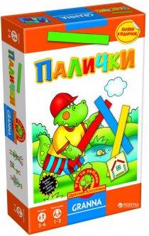 Настольная игра Granna Палочки (81831) (5900221081831)