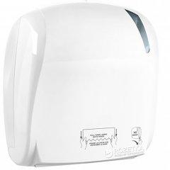 Держатель бумажных рулонных полотенец автоматический MAR PLAST PLUS 884