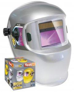 Сварочная маска GYS LCD Promax 9/13 G Silver (045774)