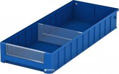 Контейнер полочный iPlast SK 6209 600х234х90 мм Синий (12.344.65.С50/1)