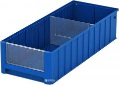 Контейнер полочный iPlast SK 6214 600х234х140 мм Синий (12.345.65.С50/1)