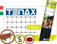 """Сетка Tenax """"Защита от кротов"""" 1 х 20 м Черная (8002929010018)"""