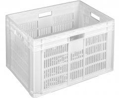 Ящик пластиковый универсальный Полимерцентр 600х400х420 мм Белый (ST6442-3)