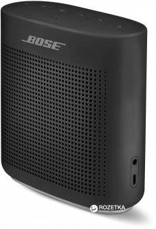 Акустическая система Bose SoundLink Color II Soft Black (752195-0100)