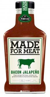 Соус Kuhne Made For Meat Бекон Халапеньо 375 мл (40122311)