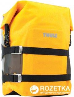 Велосипедная сумка Thule Pack´n Pedal Large Adventure Touring Pannier Zinnia Желтая (TH100060)