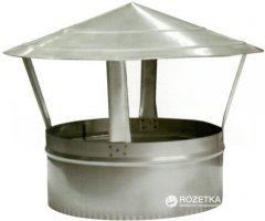 Дымоход Canada ø150 мм нержавеющая сталь 1 мм (150ГКМ304-1)