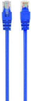 Патч корд Cablexpert CAT5e UTP 3 м Синий (PP12-3M/B)