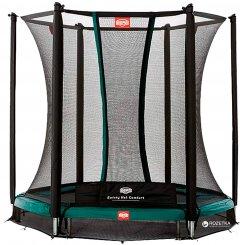 Батут Berg InGround Talent с защитной сеткой Safety Net Comfort 180 см (35.26.10.00)