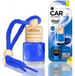 Ароматизатор Aroma Car Wood Новая машина 6 мл (5908241631104)
