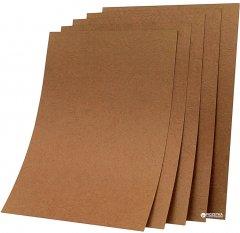 """Обложка для брошюрования картонная bindMARK Кантри A4 230 мкм """"под кожу"""" 100 шт Коричневая (20000417140)"""