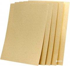 """Обложка для брошюрования картонная bindMARK Кантри A4 230 мкм """"под кожу"""" 100 шт Бежевая (20000417070)"""