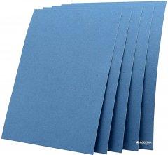 """Обложка для брошюрования картонная bindMARK Кантри A3 230 мкм """"под кожу"""" 100 шт Темно-синяя (20000417330)"""
