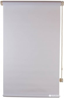 Ролета тканевая Магия Мини 64х160 см Белая (М1437)
