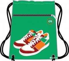 Сумка для обуви Cool For School Shoes Зеленая (CF85720)