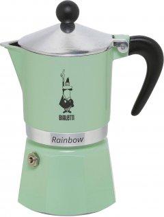 Гейзерная кофеварка Bialetti Rainbow Ice на 3 чашки (0007093)