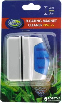 Cкребок магнитный Aqua Nova NMC-S