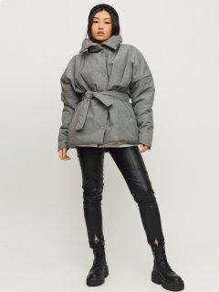 Куртка Karree Адіна P1910M6045 S-L Сіра (karree100012788)
