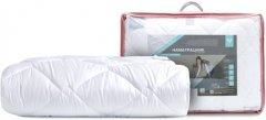 Наматрасник стеганый IDEIA Home Collection Lux Elite с бортом 160х200 см Белый (4820182655517)
