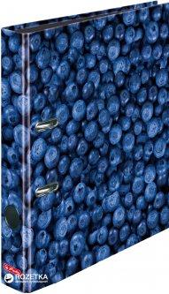 Папка-регистратор Herlitz maX.file World of Fruit Blueberry А4 50 мм Разноцветная (11288859)