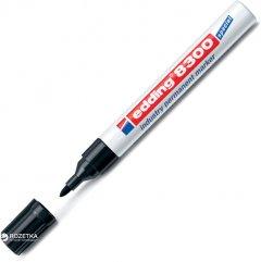 Специальный промышленный перманентный маркер Edding Industry Permanent 8300 1.5-3 мм Черный (e-8300/01)