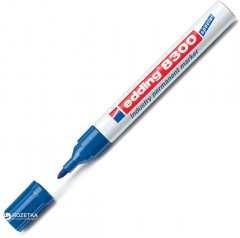 Специальный промышленный перманентный маркер Edding Industry Permanent 8300 1.5-3 мм Синий (e-8300/03)
