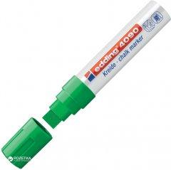 Специальный меловой маркер Edding Window 4090 4-15 мм Зеленый (e-4090/04)