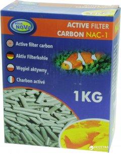 Активированный уголь для аквариумов Aqua Nova 1 кг (NAC-1)