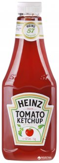 Кетчуп Heinz Томатный 875 мл (8715700421513_8715700016504)
