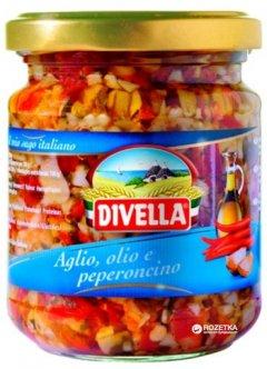 Соус Divella Aglio Olio E Peperoncino 190 г (8005121211085)