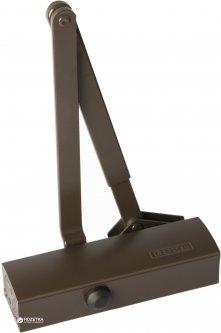 Дверной доводчик GEZE TS1500 с рычажной тягой Brown (151781)