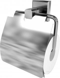 Держатель для туалетной бумаги AQUA RODOS Леонардо закрытый 9926 хром