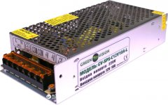 Импульсный блок питания Green Vision GV-SPS-C 12V10A-L 120W (LP3450)