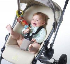 Подвеска на коляску и автокресло Tiny Love Медвежонок Исаак с ветреным колокольчиком (1114200458)
