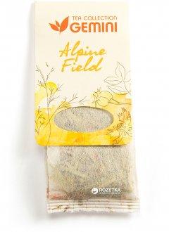 Чай Травяной пакетированный Gemini Tea Collection Alpine Field 15 пакетиков (4820156430249)