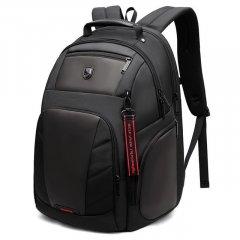 """Дорожный спортивный рюкзак AH для путешествий Водонепроницаемый для ноутбука 17"""" 32 л Черный (AH-00341)"""