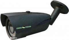 AHD наружная видеокамера Green Vision GV-049-GHD-G-COA20V-40 1080Р Gray (LP4933)