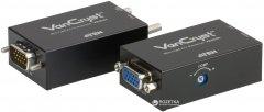 Видео-удлинитель мини ATEN VE022 по кабелю Cat 5 USB/VGA (VE022-AT-G)
